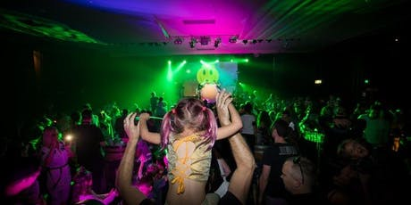 Big Fish Little Fish Ely Family Rave - Halloween special! tickets