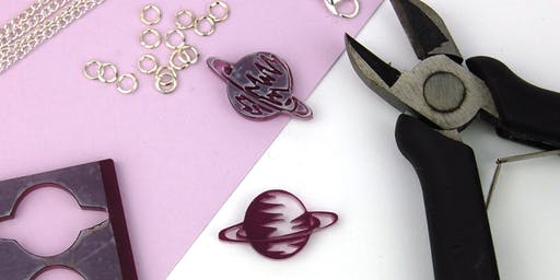 Acrylic Charm Jewellery/ Keyring Workshop