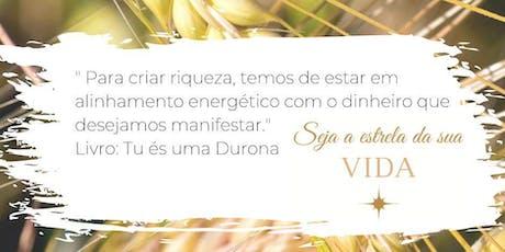 Curso de Consciência Financeira - Seja a estrela da sua vida - Lagoa/Algarve bilhetes