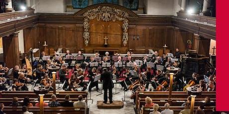 Concierto Corinthian Chamber Orchestra entradas