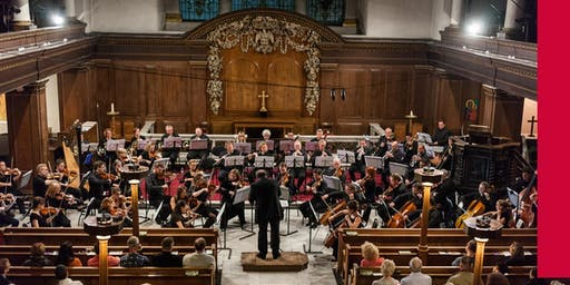 Concierto Corinthian Chamber Orchestra