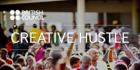 Creative Hustle x FESTA2H billets