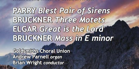 Choral concert in beautiful  arts and crafts church, Sloane Square tickets