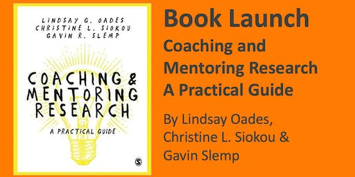 Book Launch - Coaching and Mentoring Research