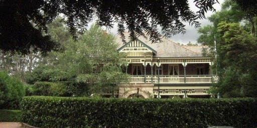 Turramurra heritage walk with architectural historian Zeny Edwards