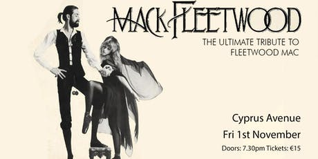 Mack Fleetwood tickets