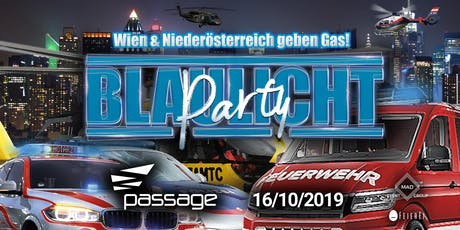 Blaulichtparty Wien tickets