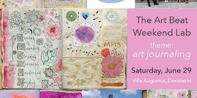 The Art Beat Weekend Lab: Art Journaling