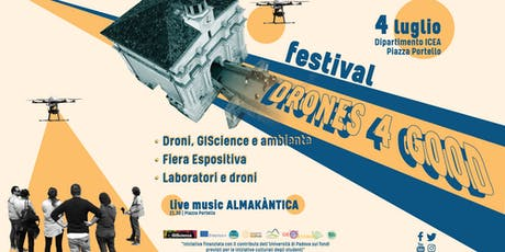 Festival Drones for Good biglietti