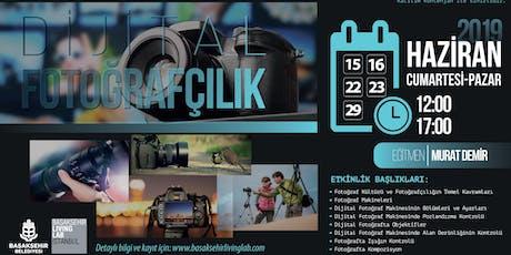 Dijital Fotoğrafçılık tickets