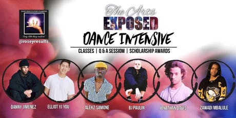 The Arts Exposed Dance Intensive tickets