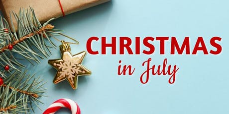 HR Christmas in July Lunch tickets