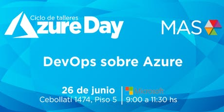 ¡Nuevo Azure Day! DevOps sobre Azure entradas