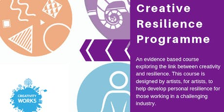 Creative Resilience Programme tickets