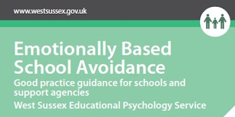 Emotionally Based School Avoidance (EBSA) tickets