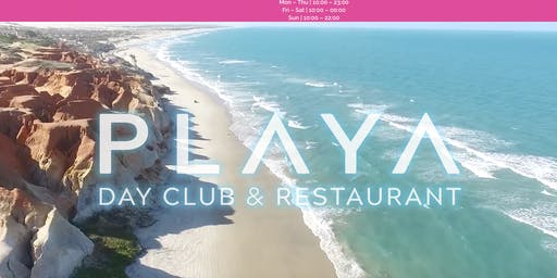 Catena at The Nottingham Beach with Playa Day Club & Restaurant
