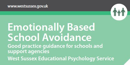 Emotionally Based School Avoidance (EBSA)