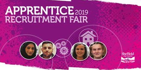 Sheffield City Council Apprentice Recruitment Fair tickets