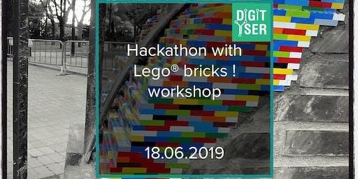 Hackathon with Lego® bricks !
