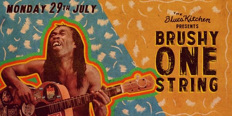 Brushy One String  tickets
