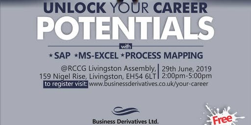 Unlock your career potentials
