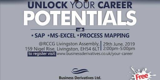 Unlock your career potentials