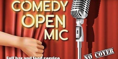 Habana Village Comedy Open Mic Night tickets