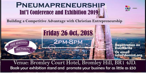 Int'l Conference and Exhibition of Christian Entrepreneurship