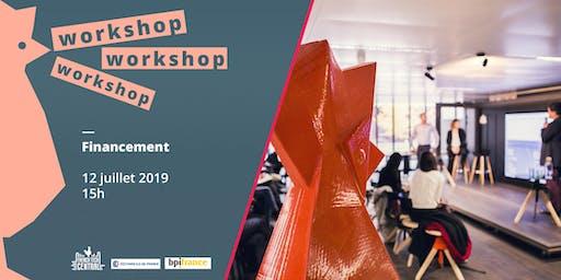 Workshop #Financement @CCIPARIS & @Bpifrance