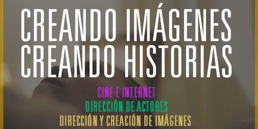 """Campamento """"Creando imágenes creando historias"""" -De 16 a 25 años."""