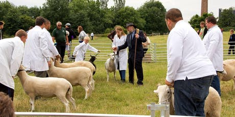 Mudchute Agricultural Show 2019 tickets