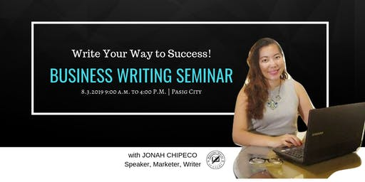 Business Writing Seminar for Professionals