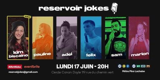 Reservoir Jokes #6