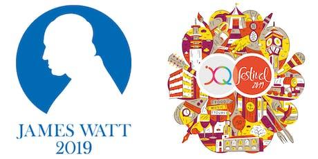 James Watt's Jewellery Quarter - Jewellery Quarter Festival 2019 tickets