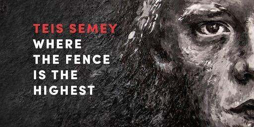 "Kopie van Teis Semey ""Where The Fence is the Highest"" CD Release"