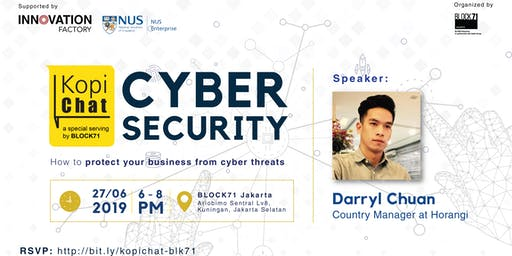 Kopi Chat: How To Protect Your Business From Cyber Threats
