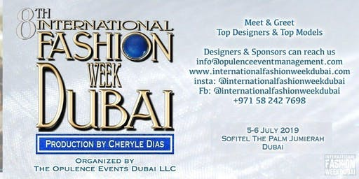 International Fashion Week Dubai