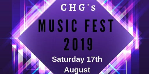 Crieff Highland Gathering Music Fest 2019