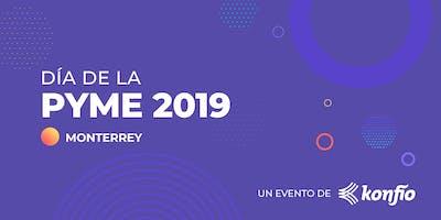 Día de la Pyme 2019 - Monterrey