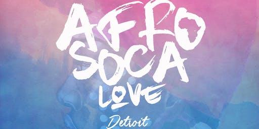 AFRO SOCA LOVE - DETROIT