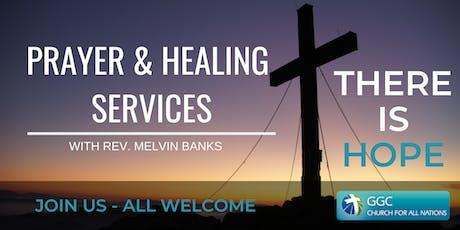 Prayer & Healing Services tickets