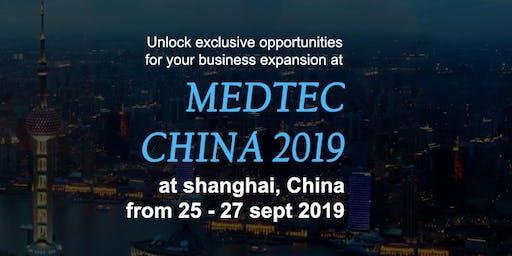 Medtec China 2019