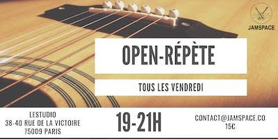 Open-répète