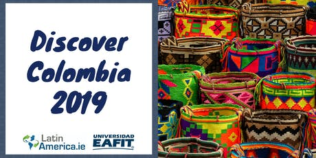 Discover Colombia 2019 tickets