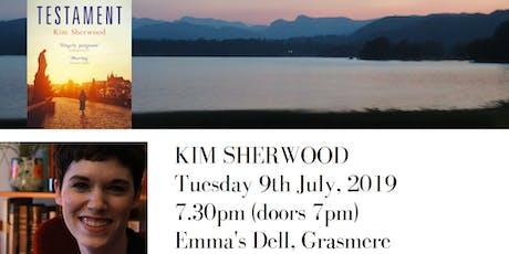 Kim Sherwood - Testament tickets
