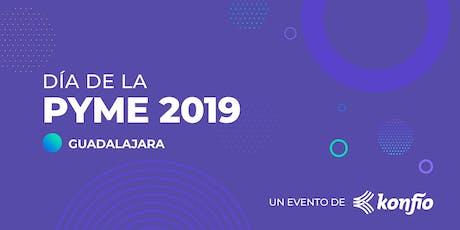 Día de la Pyme 2019 - Guadalajara boletos