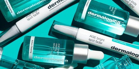 Dermalogica Active Clearing launch party @Selfridges Trafford  tickets