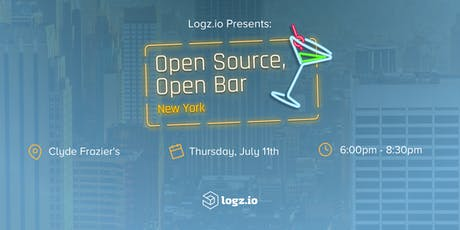 Open Source, Open Bar NYC tickets