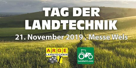 Tag der Landtechnik 2019 Tickets