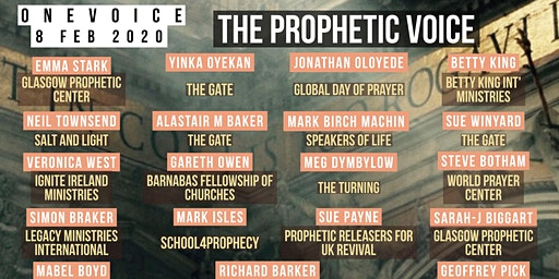 OneVoice - The Prophetic Voice